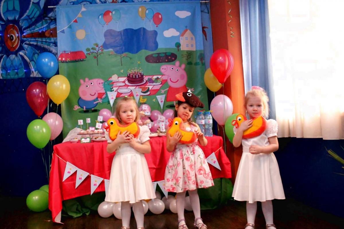 Свинка пеппа детский праздник организация детских праздников Шведский тупик